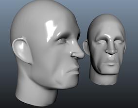3D printable model Mannequin Head