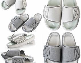 3D model Kanye West Slippers