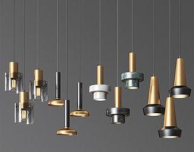 3D loft Ceiling Light Collection