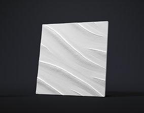 tiger Wall Panel 3D print model