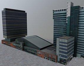 3D asset Amsterdam Philips Port
