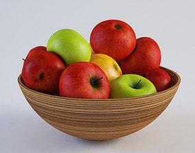 fruits pear 3D model