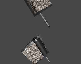 3D model 7swords