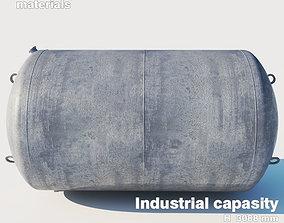Industrial capasity N1 3D model