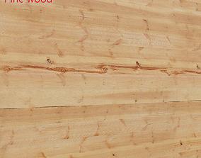 3D model Pine Wood