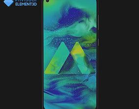 E3D - Samsung Galaxy M40