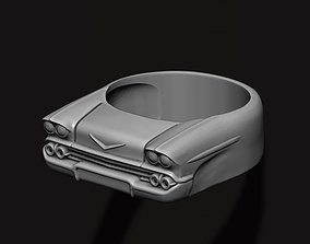 car ring 16 3D printable model