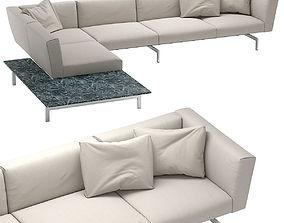 Knoll Avio Sofa 2 3D