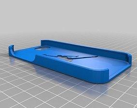 nike jordan iphone 5 case 3D printable model
