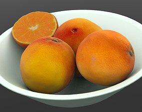 3D model Oranges Basket