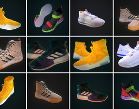 3D PBR Sneakers - Collection