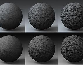 3D Displacement Landscape Shader 051