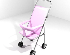 Baby Trolley 3D