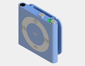 3D print model iPod Shuffle