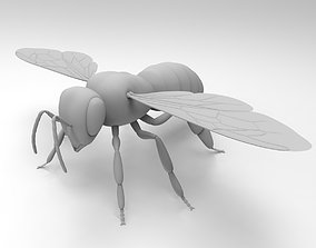 Honey Bee honey 3D model