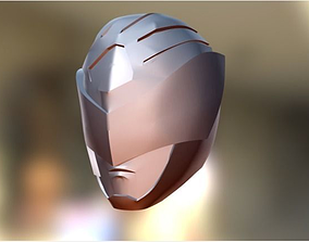 3D print model Uchu Sentai Red Kyuranger Helmet