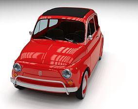 Fiat 500L Luxe 1968 3D model