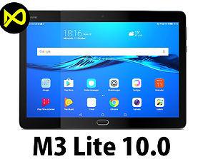 Huawei MediaPad M3 Lite 10 3D model