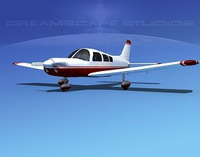 3D Piper PA-28 V02