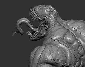 Venom 3D printable model