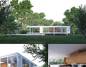 3D Farnsworth House