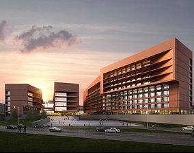 3D model Architecture 044