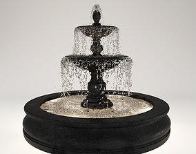 Fountain 12 3D model