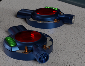 3D printable model TASM 1 Web Shooters