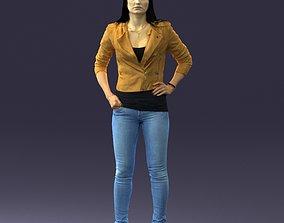 fashion woman 0318 3D print ready