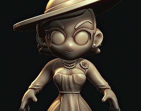 3D printable model LADY DUMITRESCU Resident Evil 8
