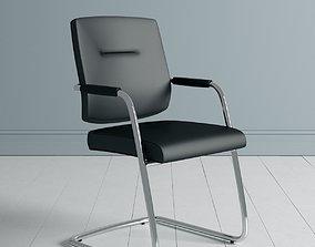 Vista Office Spirit Visitor Chair 3D model