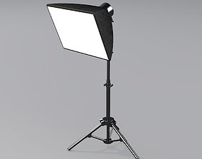 3D model softbox