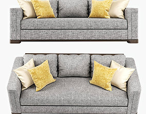 3D model Sofa Perry Sectional