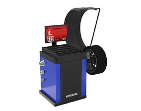 auto 3D Wheel Balancer
