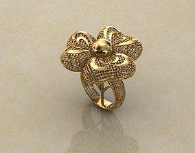 3D printable model Balon Heart Electro-Fusion Fashion Ring