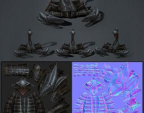 Scorpion 3D model VR / AR ready
