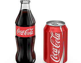 Coca-Cola 3D model