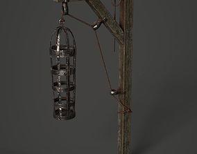 3D model Gibbet Cage