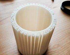 3D printable model Tau Cup