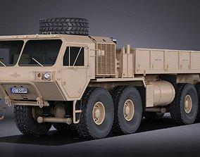 Oshkosh Hemitt A4 Cargo Truck truck 3D