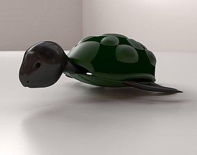 reptile Cartoon Turtle 3D model