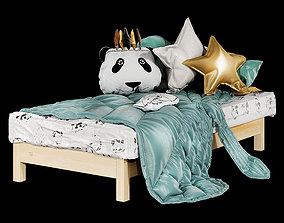 3D Kids bed 01