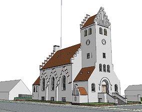 Architecture-Religion-God-Culture-Temple-0282 3D model