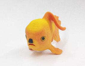 3D printable model Angry Hitler Goldfish