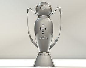 PORTUGAL LEAGUE CUP award 3D