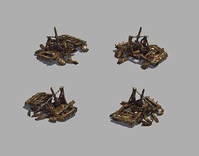 Dynasty Broken - Catapult 02 3D