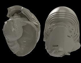 Kylo Ren - Hermit crab shell 3D print model