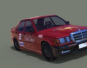 Mercedes EVO racing 3D model