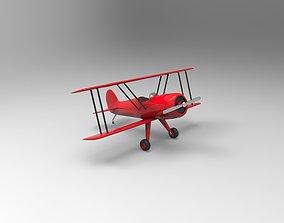 historic 3D Plane