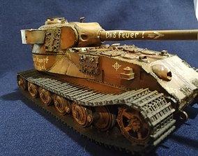 3D print model VK 7201 tanks